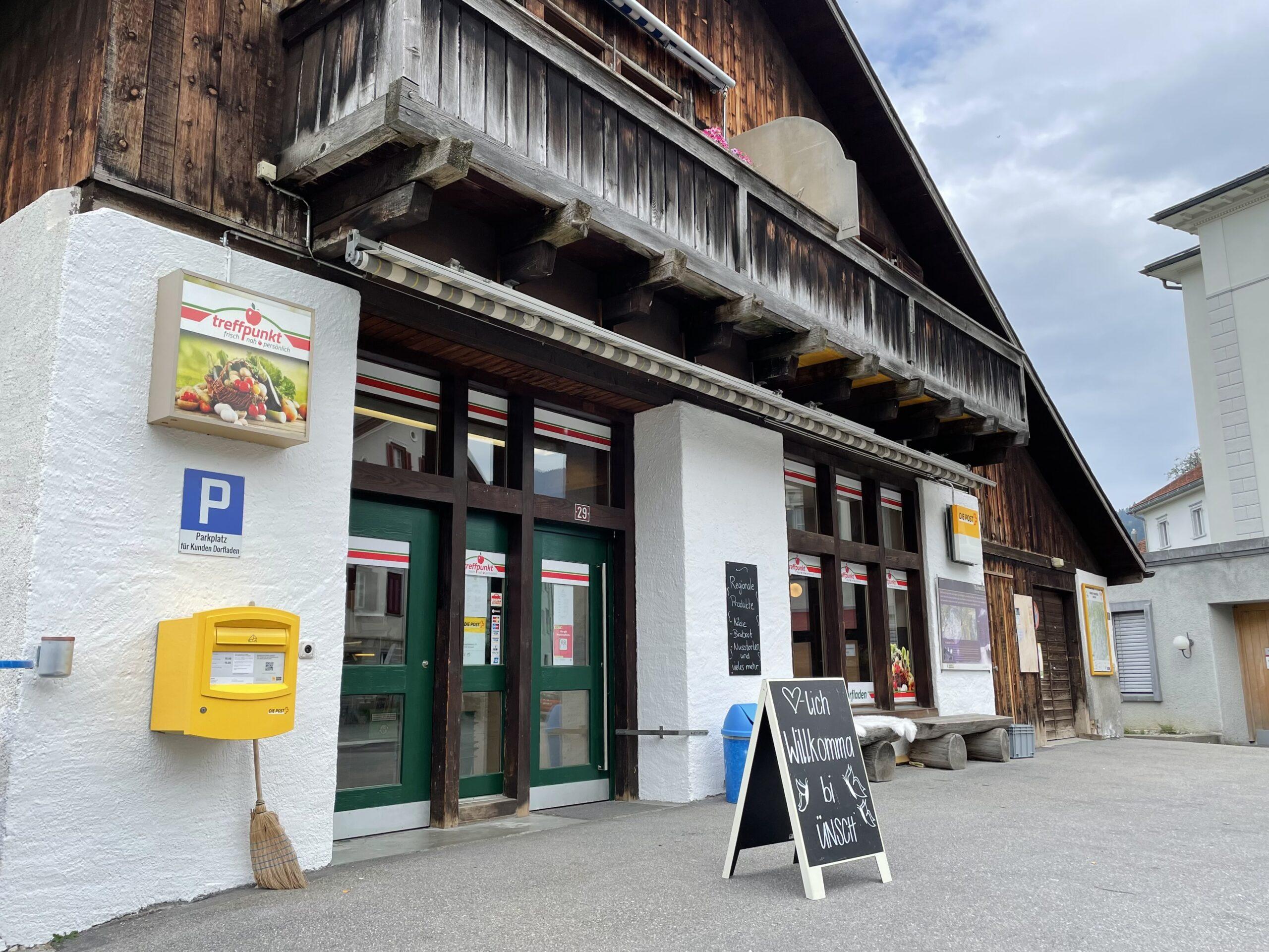 Dorfladen Versam